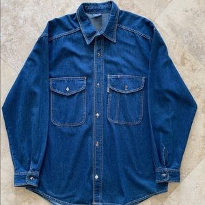 Karl Kano Men's Rare Vintage Jean Jacket XL
